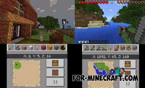 Minecraft for Nintendo 3DS