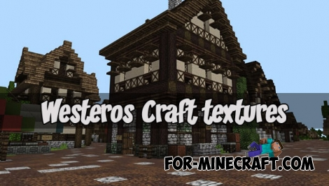 Westeros Craft textures for Minecraft PE (GOT)