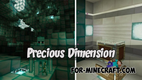 Precious Dimension for MCPE 1.2