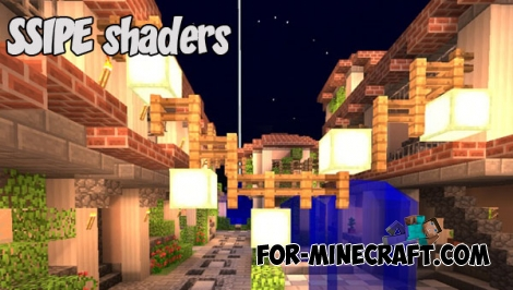 SSIPE shaders (Super Realistic) for Minecraft PE