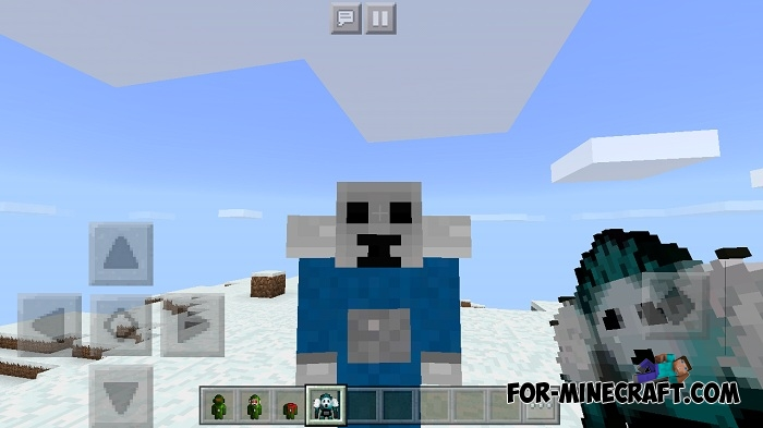 Slendytubbies Addon V2 For Minecraft Pe 1 2 10