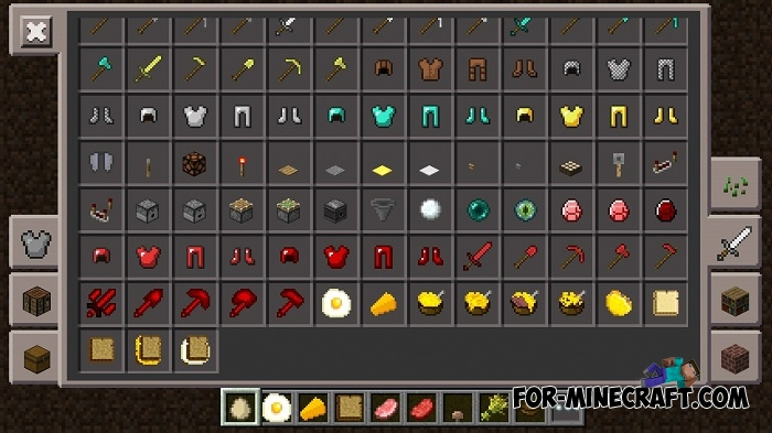 You Cook Bread On A Crafting Table