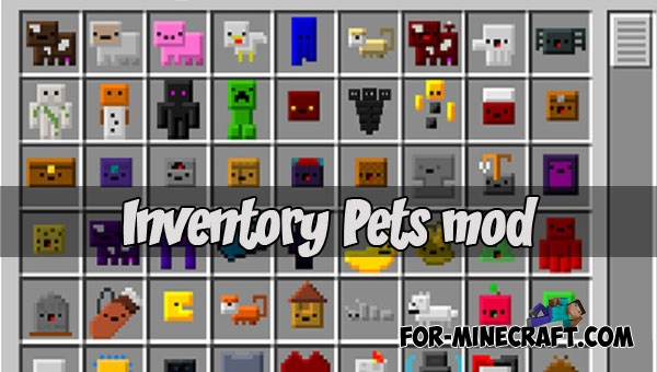 Mods for Minecraft Pocket Edition » page 6