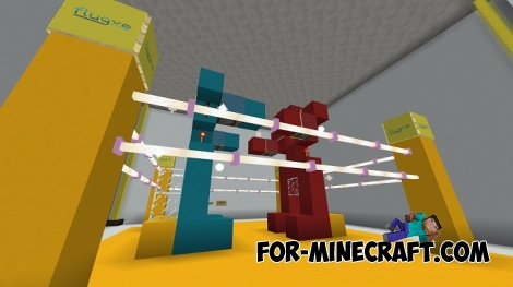 Rock' Em Sock' Em Robots for MCPE 1.2