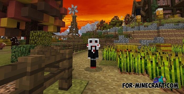 Halloween Skin Pack Minecraft PE - Skins para minecraft pocket edition gratis