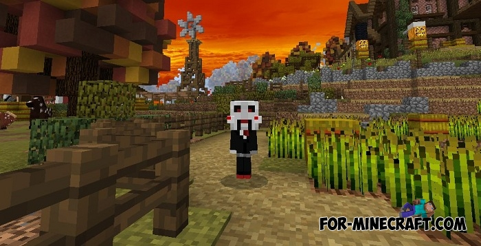 Halloween Skin Pack Minecraft PE - Skins para minecraft pe gratis