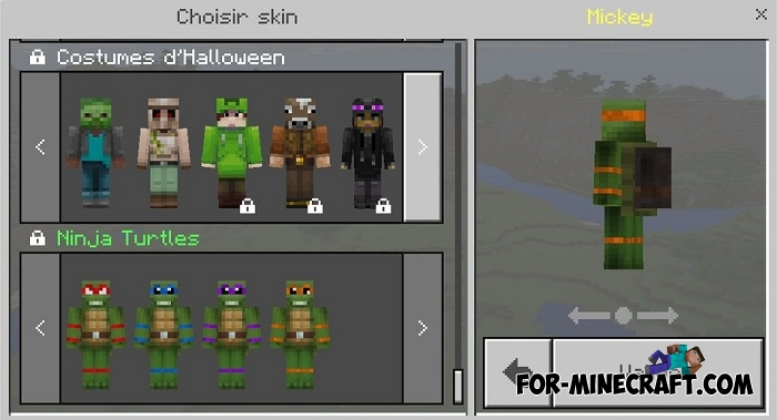 ... ninja turtles 3d skin pack; blue with bow s halloween costume minecraft skin; minecraft costume skins meningrey ...  sc 1 st  The Halloween - aaasne & Minecraft Halloween Costumes Skin - The Halloween