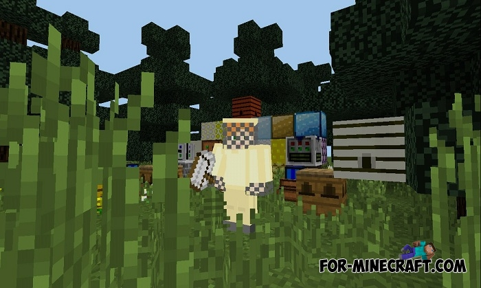 minecraft pe how to move stack into chest