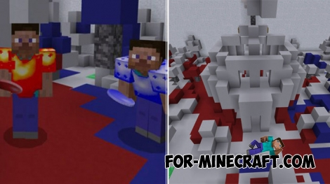 Paintball for Minecraft PE 1.2