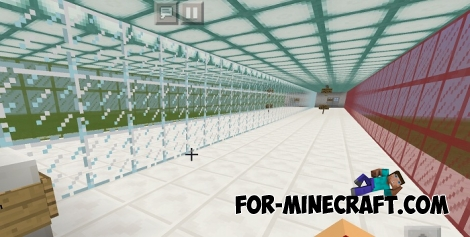 WipeOut map for Minecraft Bedrock 1.2.X