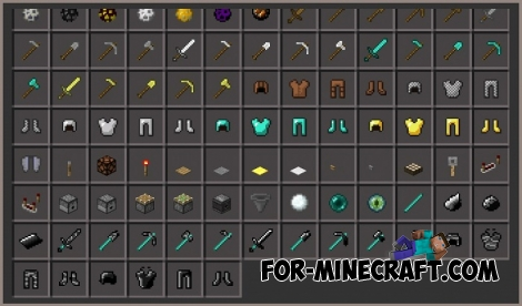 Miners' Modpack for Minecraft PE