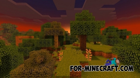 Energy Shaders for Minecraft PE 0.16.0/0.17.0 (1.2)