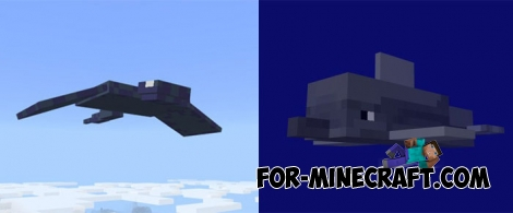 The Update Aquatic addon for Minecraft PE 1.2