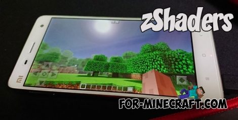 zShaders for Minecraft PE 1.2.X