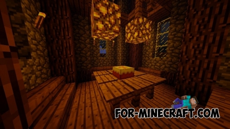 zShaders v11.0 for Minecraft PE 1.2.X