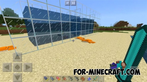 OceanCraft PE addon for Minecraft PE 1.2
