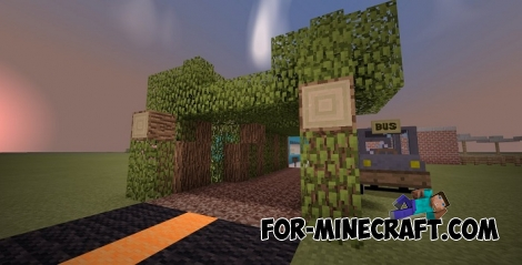 Energy Shaders for Minecraft PE 0.16.0/0.17.0 (1.2.8)