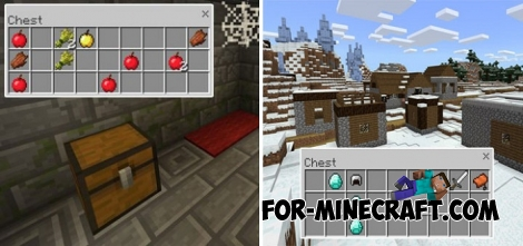 Extra Seed for Minecraft BE 1.2