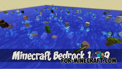 Download Minecraft PE (Bedrock) 1.2.9