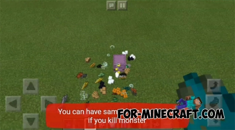 Excessive Income addon for Minecraft 1.2