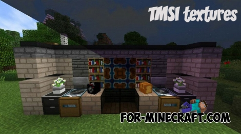 TMSI textures for Minecraft PE 1.2
