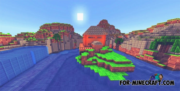 fortnite map minecraft download
