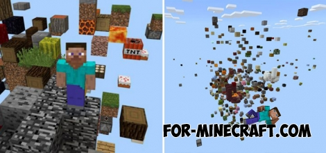 Expanding SkyBlock map for MCBE 1.2+