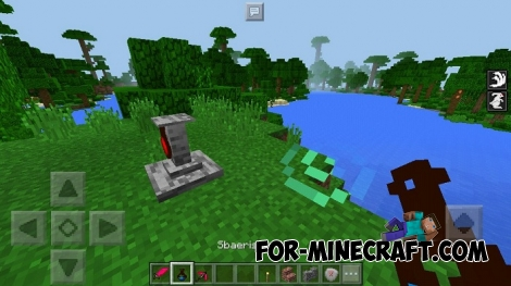 DruidicCraft mod for Minecraft PE