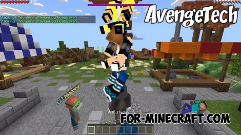 AvengeTech Minecraft Bedrock server [1.2]