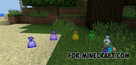 Loot Bags mod [Minecraft BE]