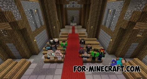 VIPCraft server for Minecraft BE 1.4