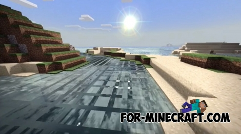 VRPE shaders for Minecraft PE 1.2/1.5