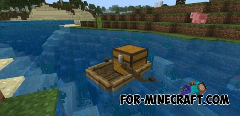 Expanded Vanilla addon for MCBE 1.2/1.4.4+
