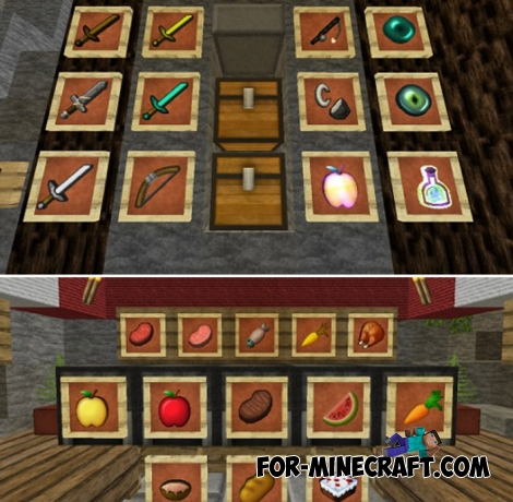 Huahwi Defscape textures for Minecraft PE 1.4/1.5+