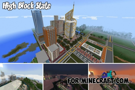 High Block State for Minecraft PE