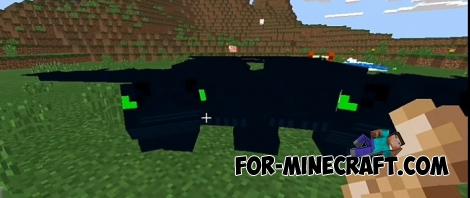 Dragons addon for Minecraft PE 1.6+