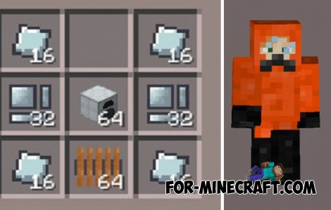 IndustrialCraft PE mod v2.0 Pre-Release 6 for Minecraft PE