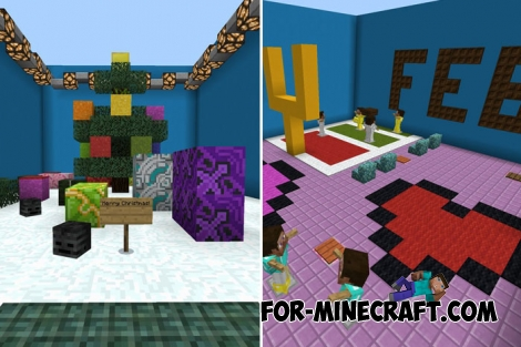 FtB - Months Edition map for Minecraft PE 1.5+
