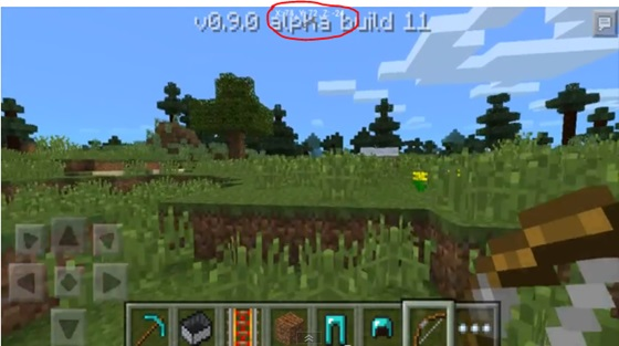 0. 9. 5] minecraft pocket edition   0. 9. 5 bug fix update officially.