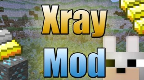 X-ray Mod for minecraft 1.7.10