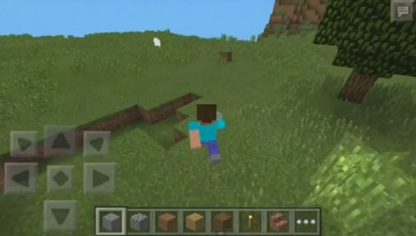 Mod for Block launcher on walking for Minecraft PE 0.9.5.2