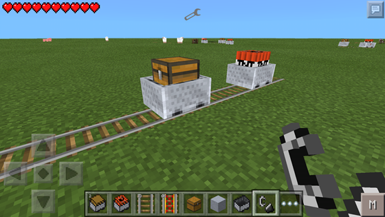 Authentic mod PC for Minecraft Pocket Edition 0 9 5