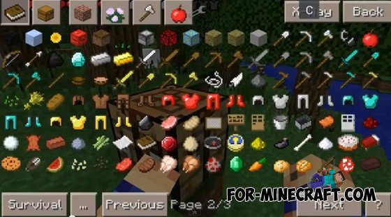 Rubycraft mod for minecraft pocket edition 0. 9. 5.