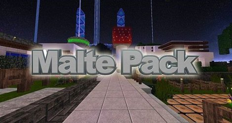 Malte Pack texture for Minecraft Pocket Edition 0.9.5.2