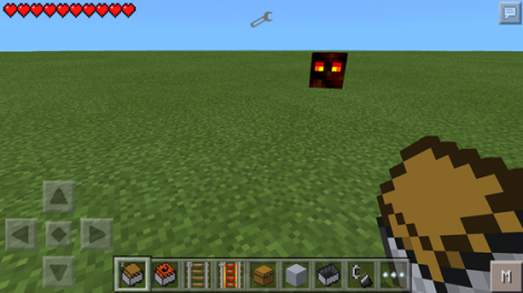 Authentic mod PC for Minecraft Pocket Edition 0.9.5