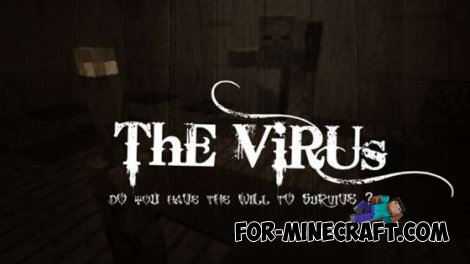 Map of The Virus for Minecraft Pocket Edition 0.10.0