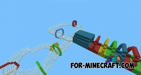 Epic SUPER MARIO GALAXY Map for Minecraft PE 0.10.0