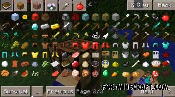 orespawn mod for minecraft pe
