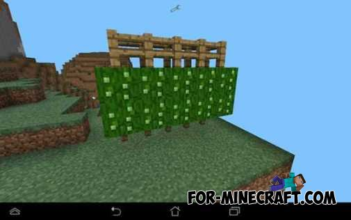 GrowthCraft Mod for Minecraft Pocket Edition 0 10 4