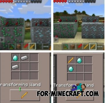 Super Sword for Minecraft Pocket Edition 0.10.4